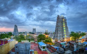 The Meenakshi Temple of Madurai The Meenakshi Temple of Madurai