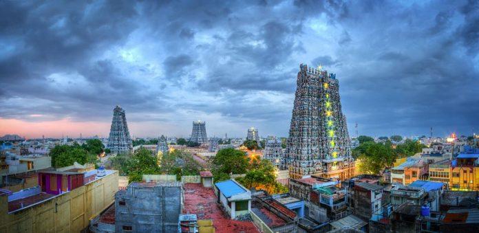 The Meenakshi Temple of Madurai The Meenakshi Temple of Madurai