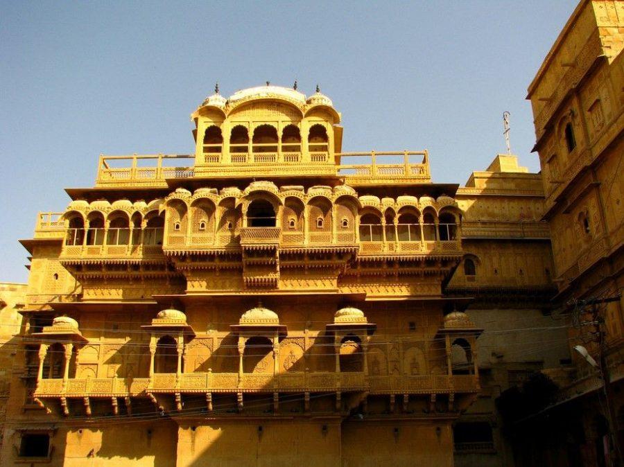 Nath Mal ki Haveli Jaisalmer