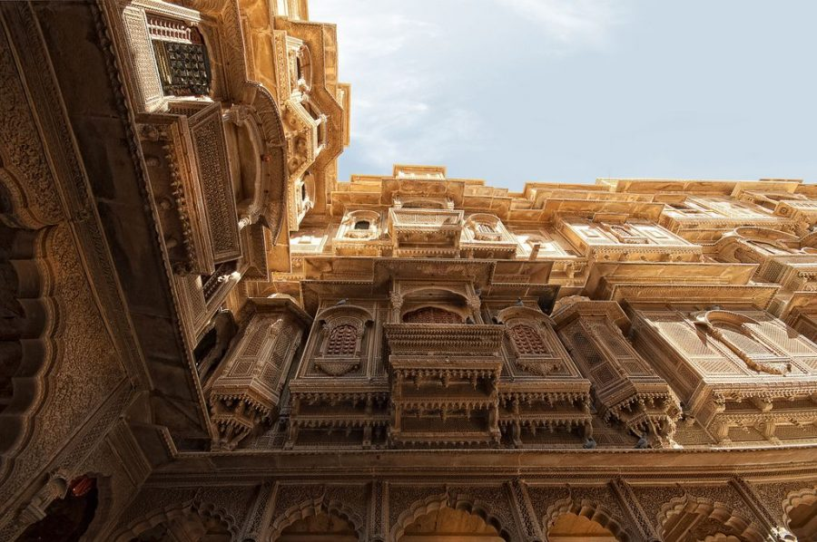 Patwon Ji Ki Haveli, Jaisalmer, India