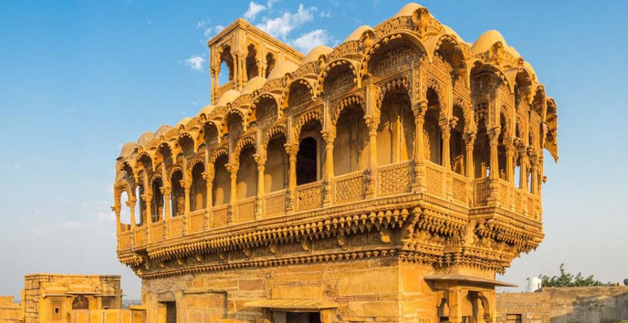 Salim Singh Ki Haveli - Top Tourist Attractions to Visit in Golden City of Jaisalmer
