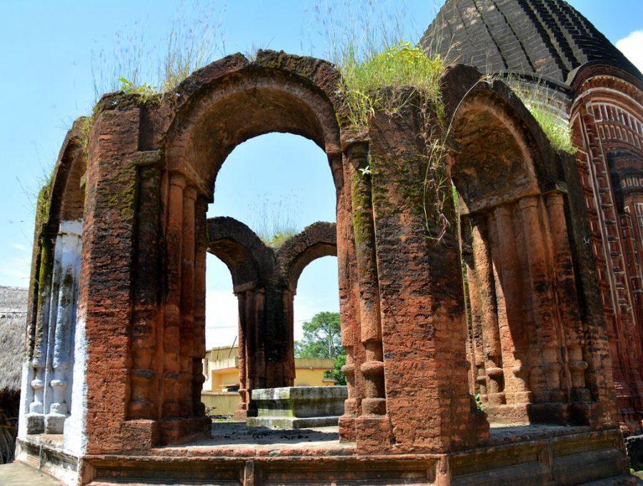 Ruins of maluti
