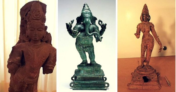 US Returns 200 Stolen Cultural Artefacts Worth $100 M to India