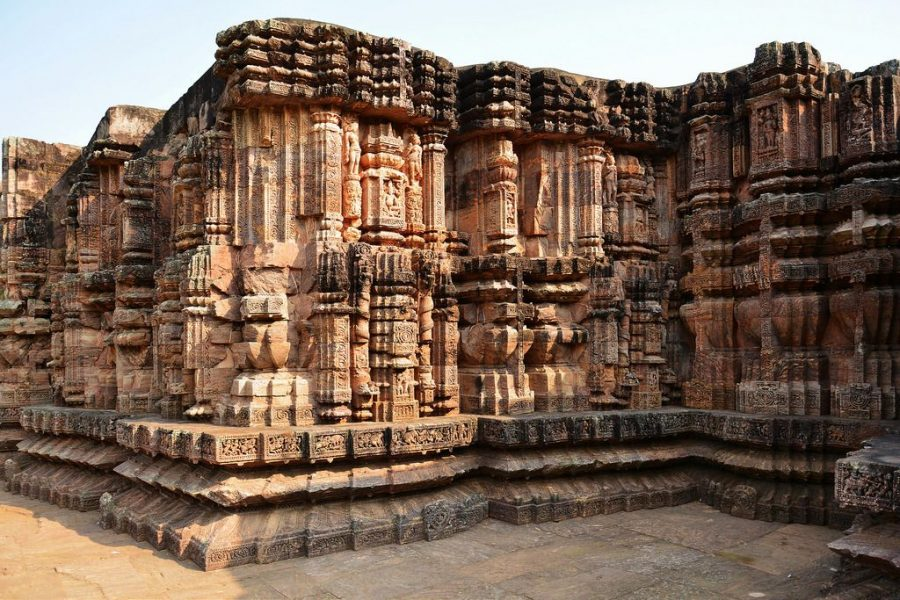 Mayadevi Temple also called Chhayadevi Temple, Konark temple complex