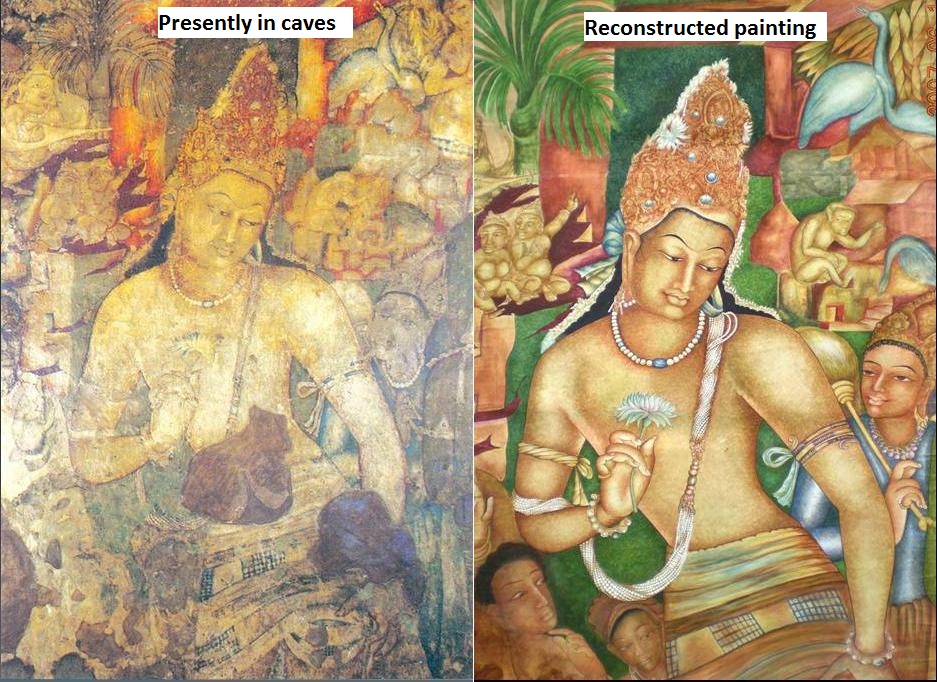 Mysterious Work On Ajanta Caves Mystery Of India