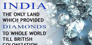India was only source of Diamonds till 1700