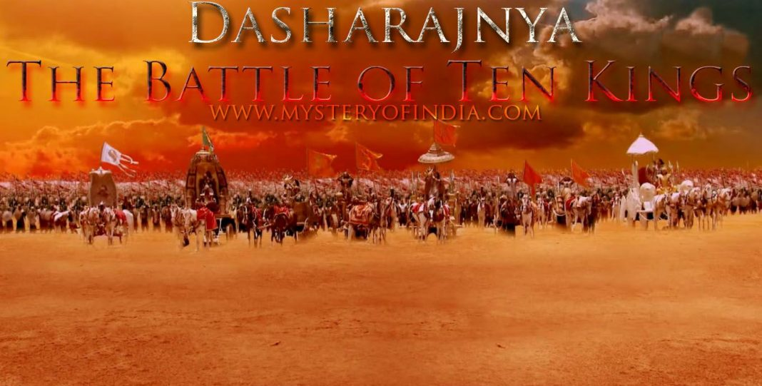 Battle of the Ten Kings, indian Mythology