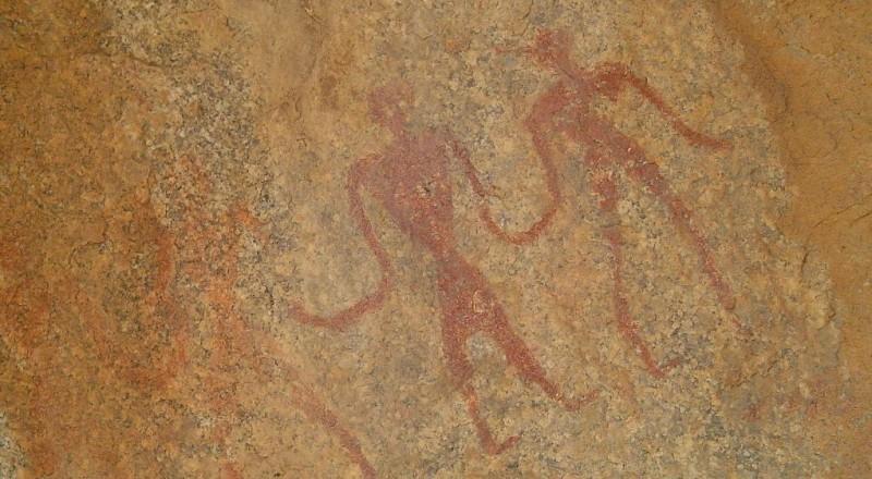Cave painting, Hirebenkal