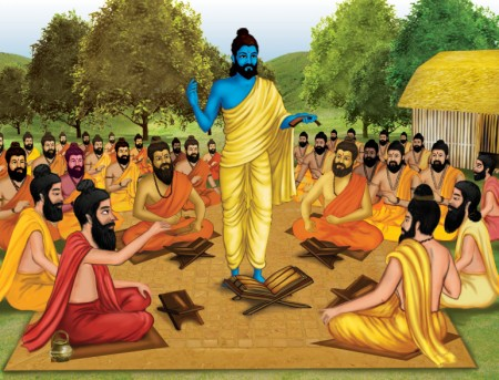 Ancient Indian Sages,