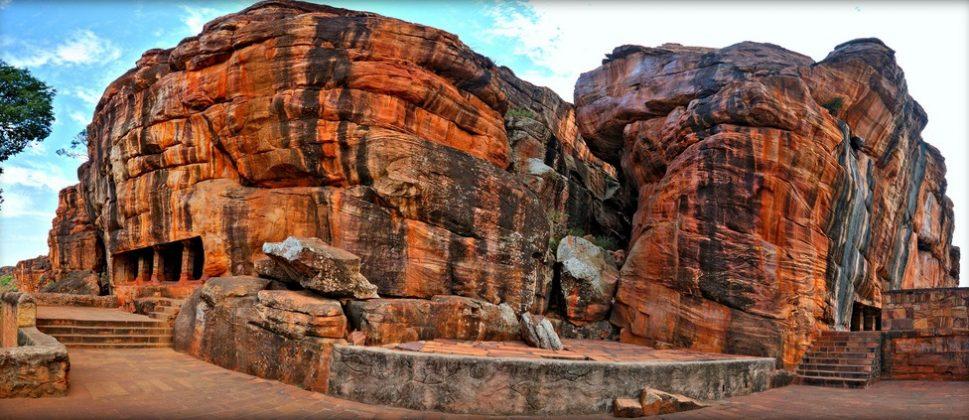Badami Panorama