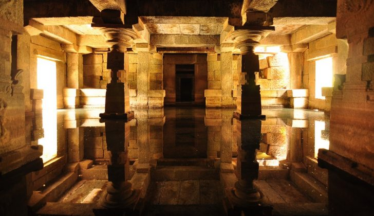 Hampi - The Underground Temple