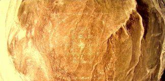 Hindu Mandala found in Nazca Lines
