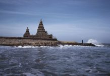 Shore Temple, Mahabalipurum