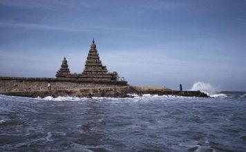 Shore Temple, Mahabalipurum