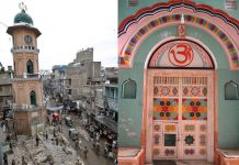 An Ancient Hindu temple that is getting demolished in Pakistan