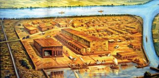 Lothal - one of the most prominent cities of the ancient Indus valley civilisation