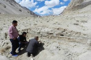 Over 10,500 years old camping site discovered by ASI in Ladakh